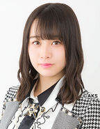 2019年AKB48プロフィール 横山結衣
