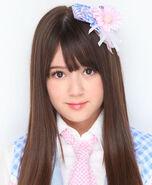 2011年AKB48プロフィール 奥真奈美