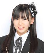 2010年SKE48プロフィール 森紗雪