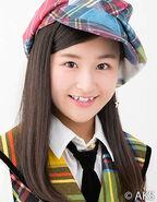 2018年AKB48プロフィール 田屋美咲