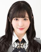 2019年AKB48プロフィール 佐藤妃星