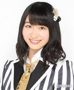 2016年NMB48黒川葉月