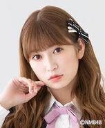 2020年NMB48 吉田朱里