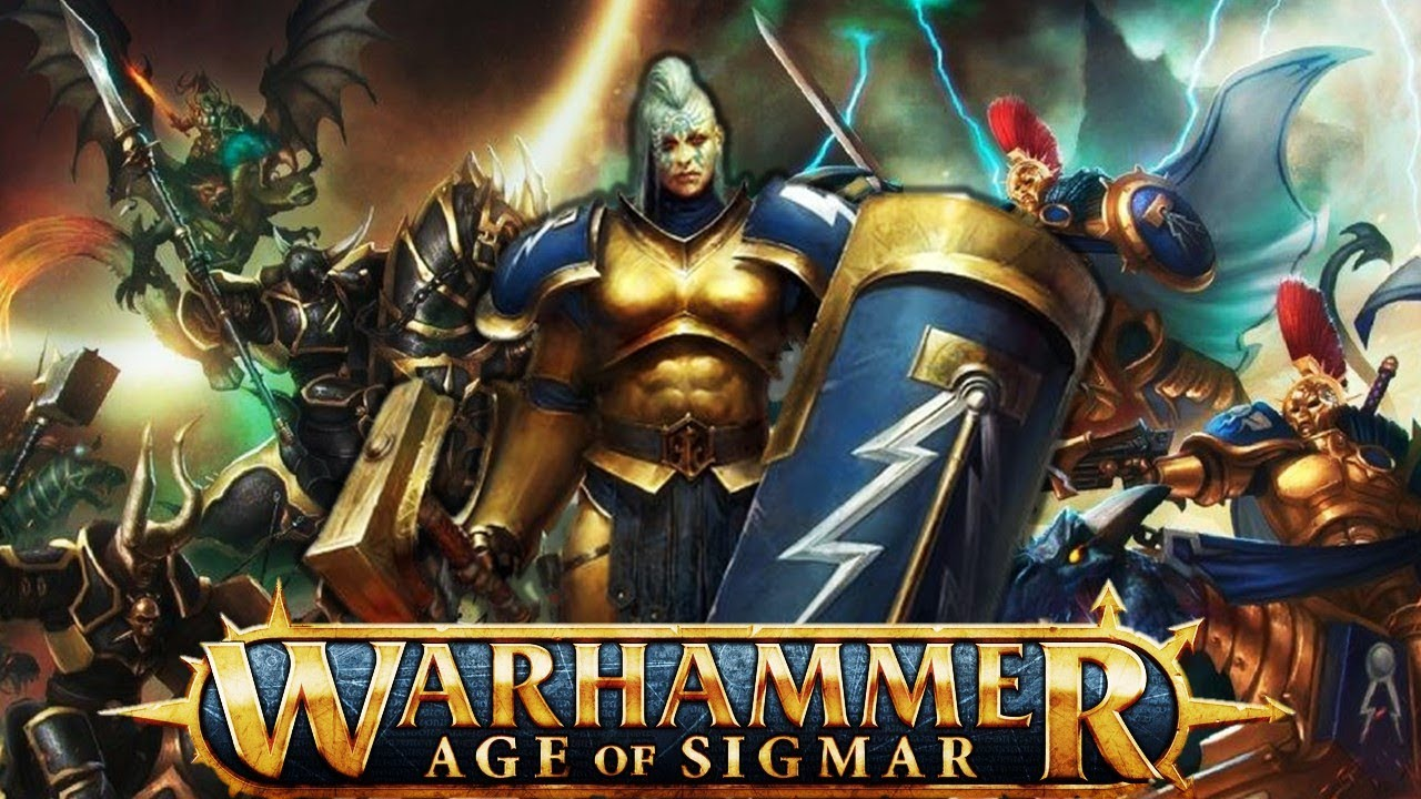 Total War Warhammer Age of Sigmar LEAKED - Warhammer 3 Cancelled!?