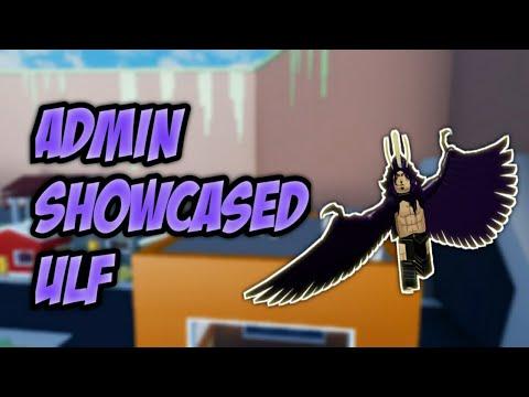 Video Of An Admin Using Ulf Fandom