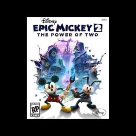 Epic Mickey 2 E3 2012 trailer music: Commander in Chief (Audiomachine)
