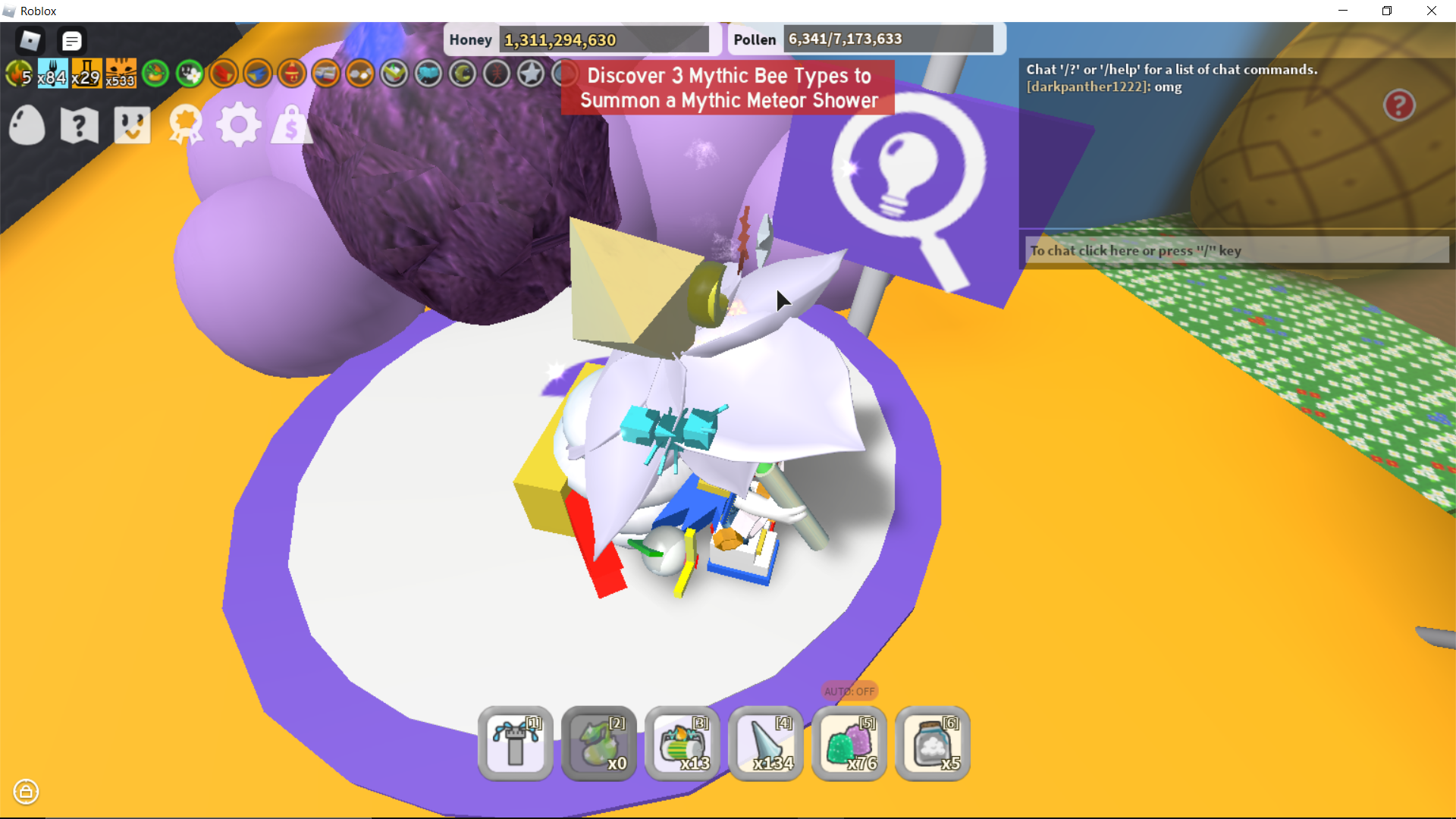 Roblox Testing Simulator Mythic Meteor Shower Not Test Realm Fandom