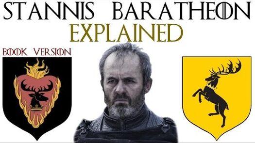 Stannis Baratheon Explained | Game of Thrones