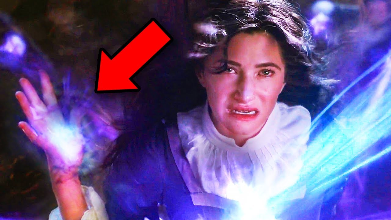 """WANDAVISION EPISODE 8 BREAKDOWN! Easter Eggs & Details You Missed! (1x08 """"Previously On"""")"""