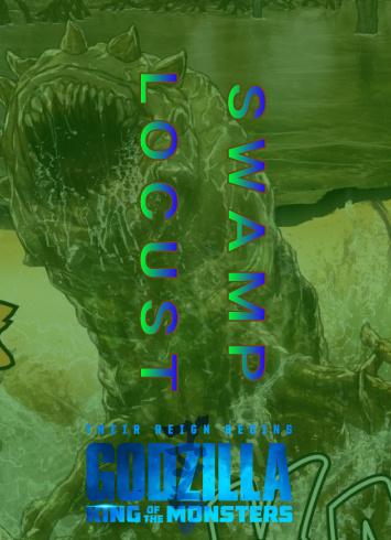Swamp Locust