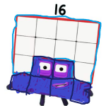 Numberblocks16