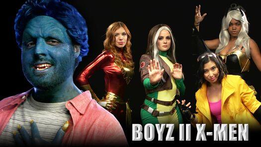 X-MEN LOVE SONG (Boyz II Men Parody)
