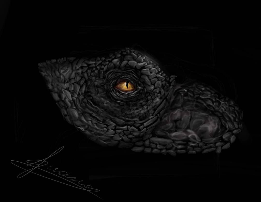 Глаз Индораптора