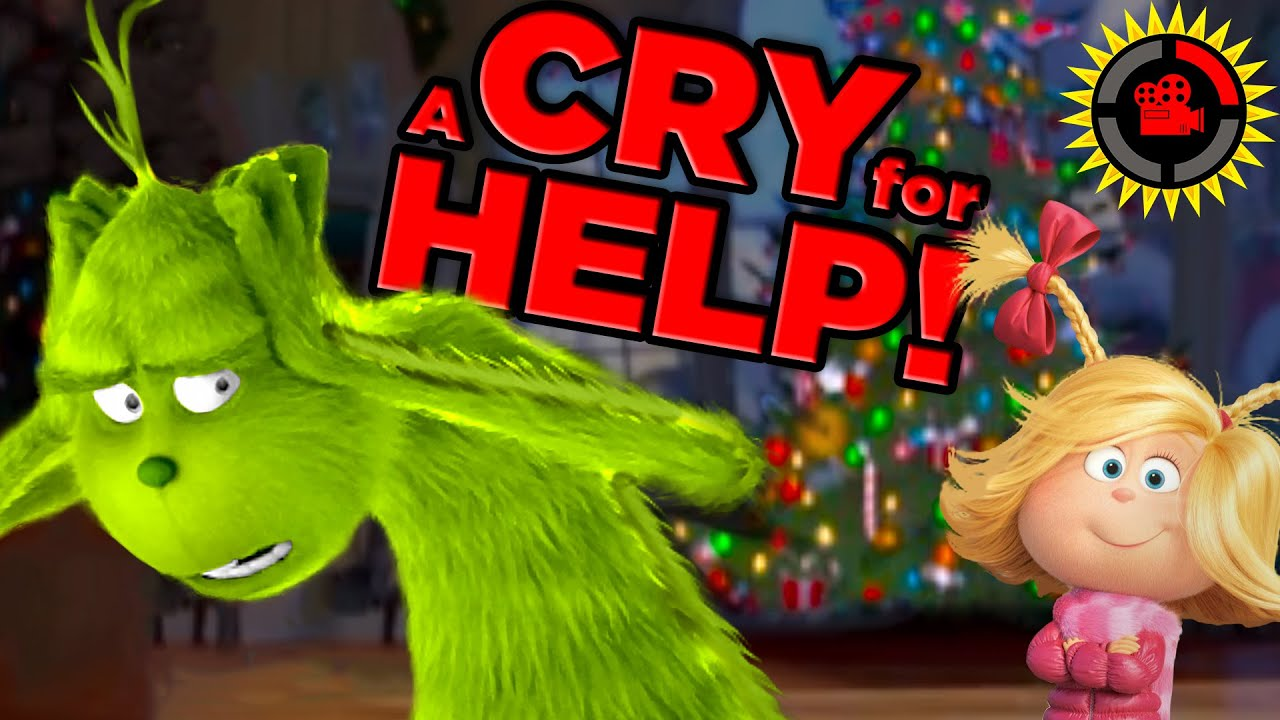 Film Theory: Diagnosing The Grinch! (Dr Seuss How The Grinch Stole Christmas)