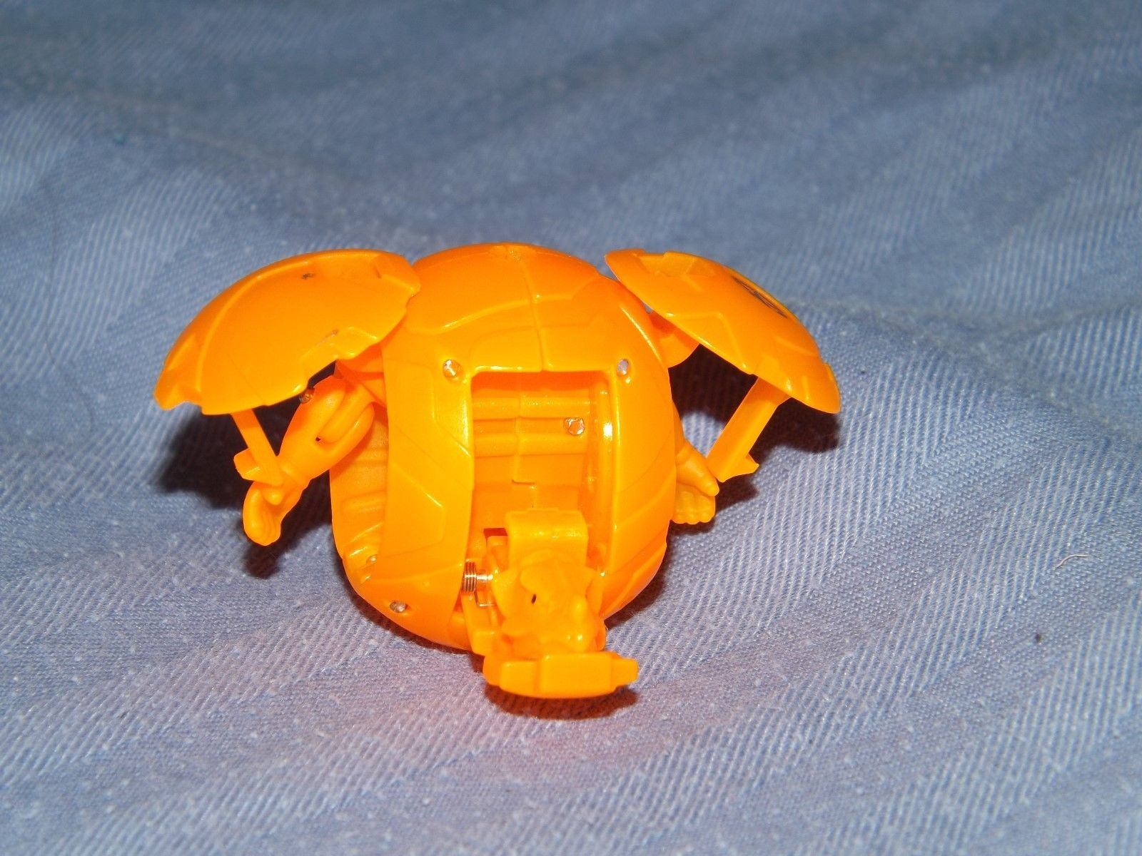 Umm, is this a fake bakugan or is it rare