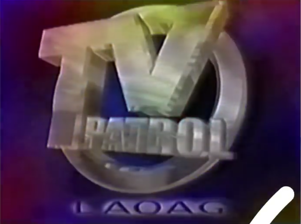 Can You Add The tv patrol laoag 1997 logo