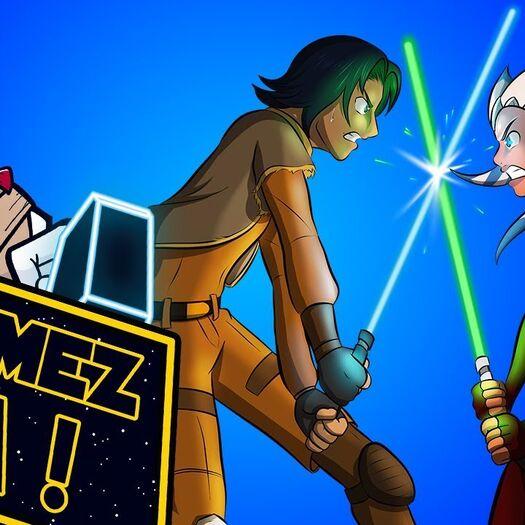 Clone wars VS Rebels - FERMEZ LA (Le mois Star Wars II)