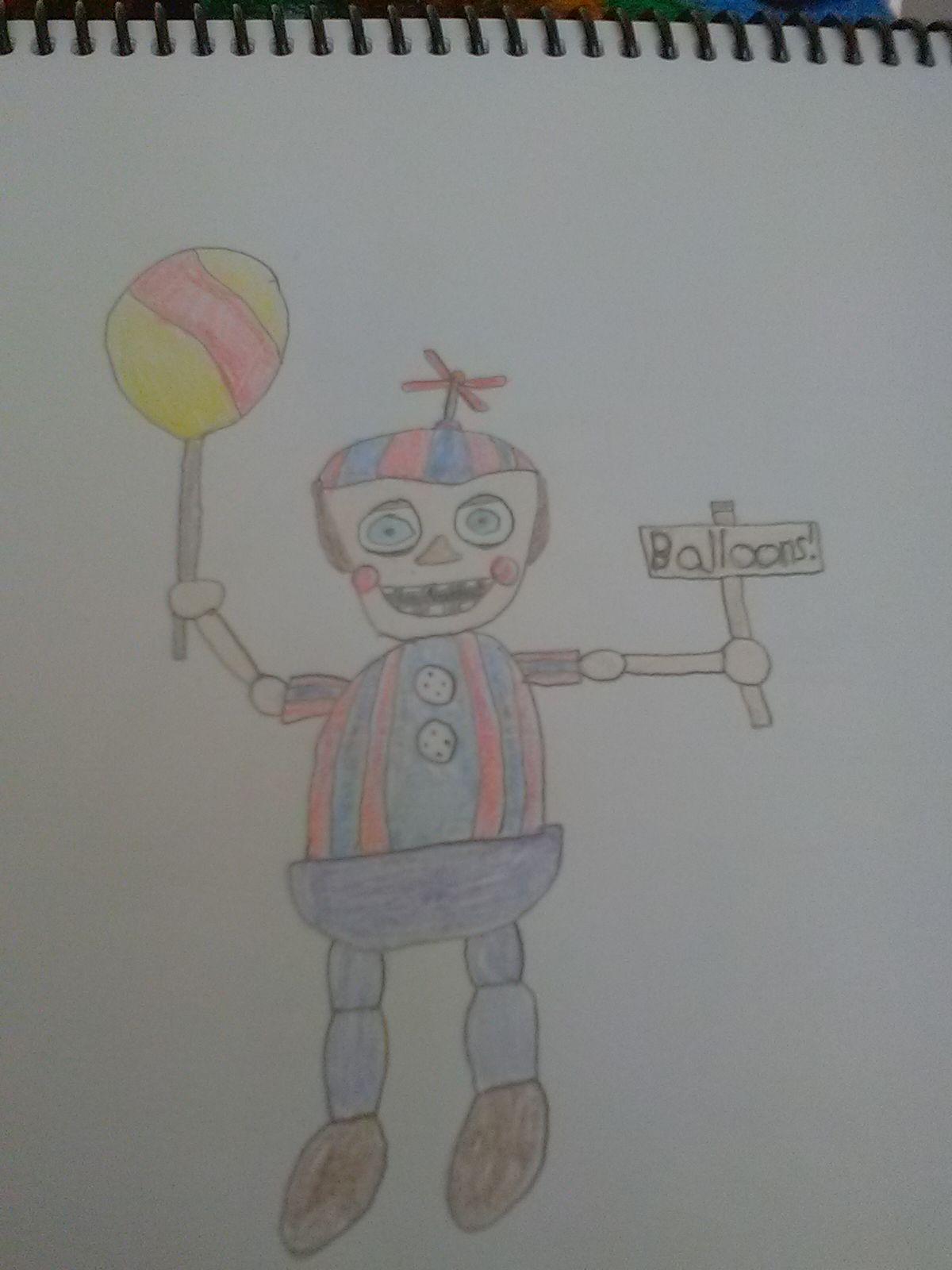 Fnaf 2 Drawings my fnaf community drawings group   fandom