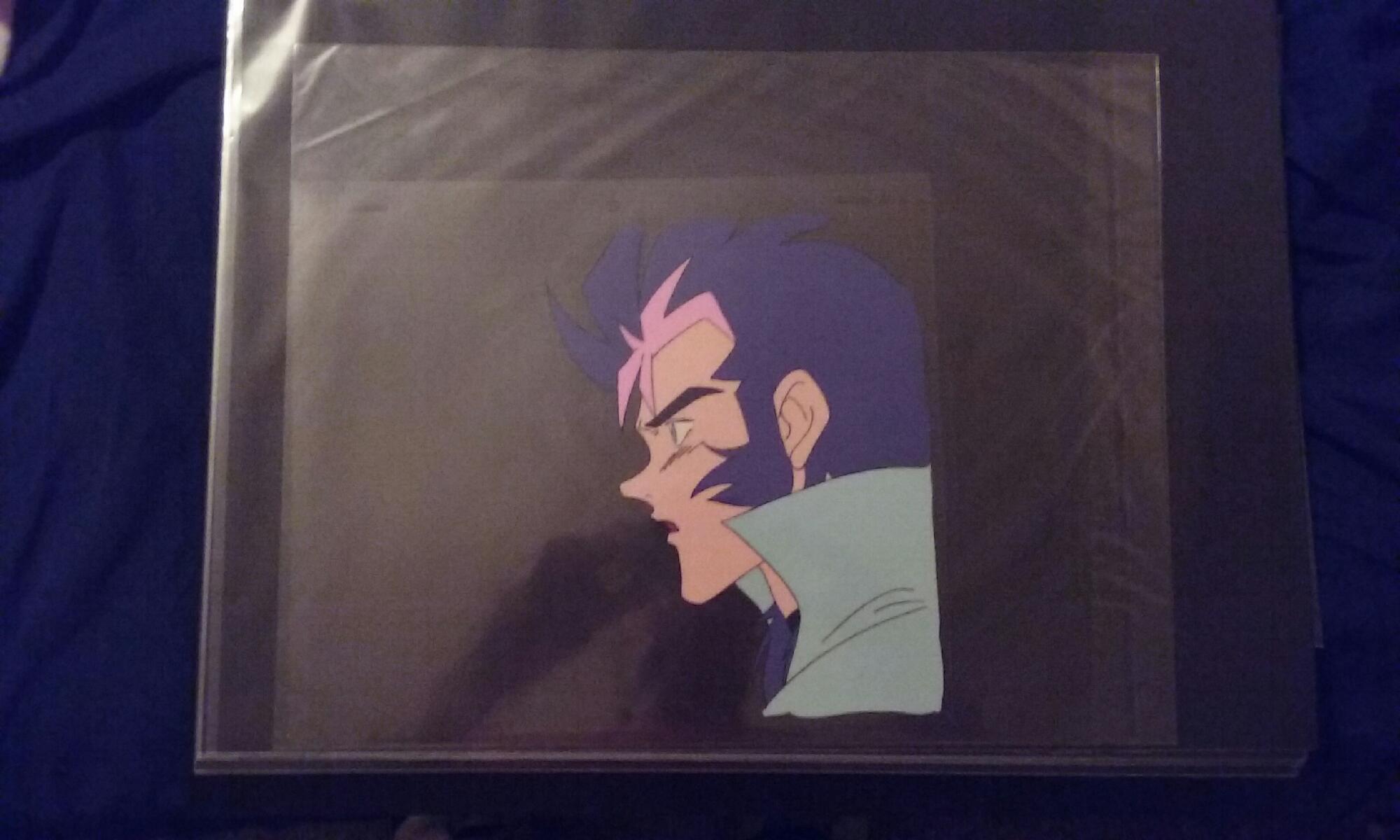 Gundam cel/key art thread :)
