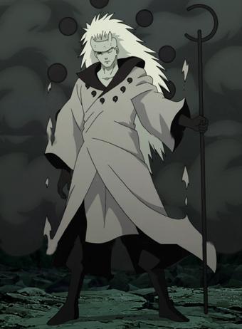 Madara Rikudo vs Sasuke Adulte | Fandom