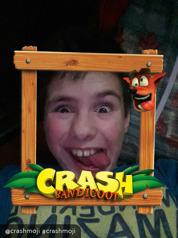 Crash bandicoot francesco megna