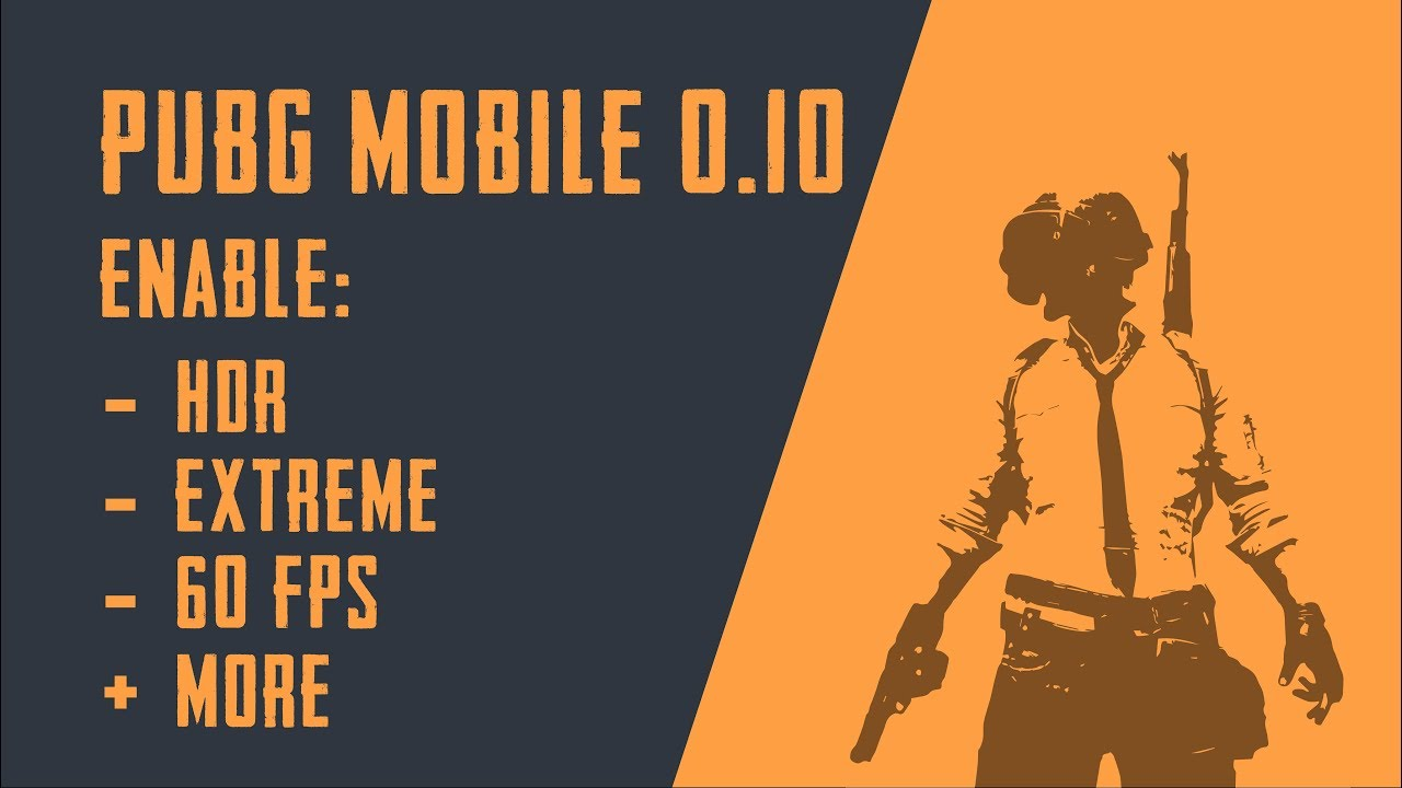 PUBG Mobile Enable HDR 60fps For Free | GFX Tool