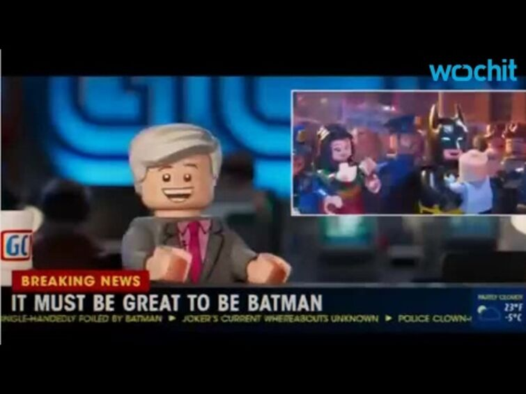 Arrested Development Reference In 'The LEGO Batman Movie