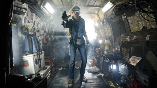 Why isn't Steven Spielberg's 'Ready Player One' movie set in Oklahoma City?