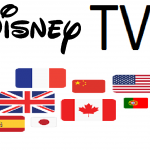 Disney Tv Muliti-languge