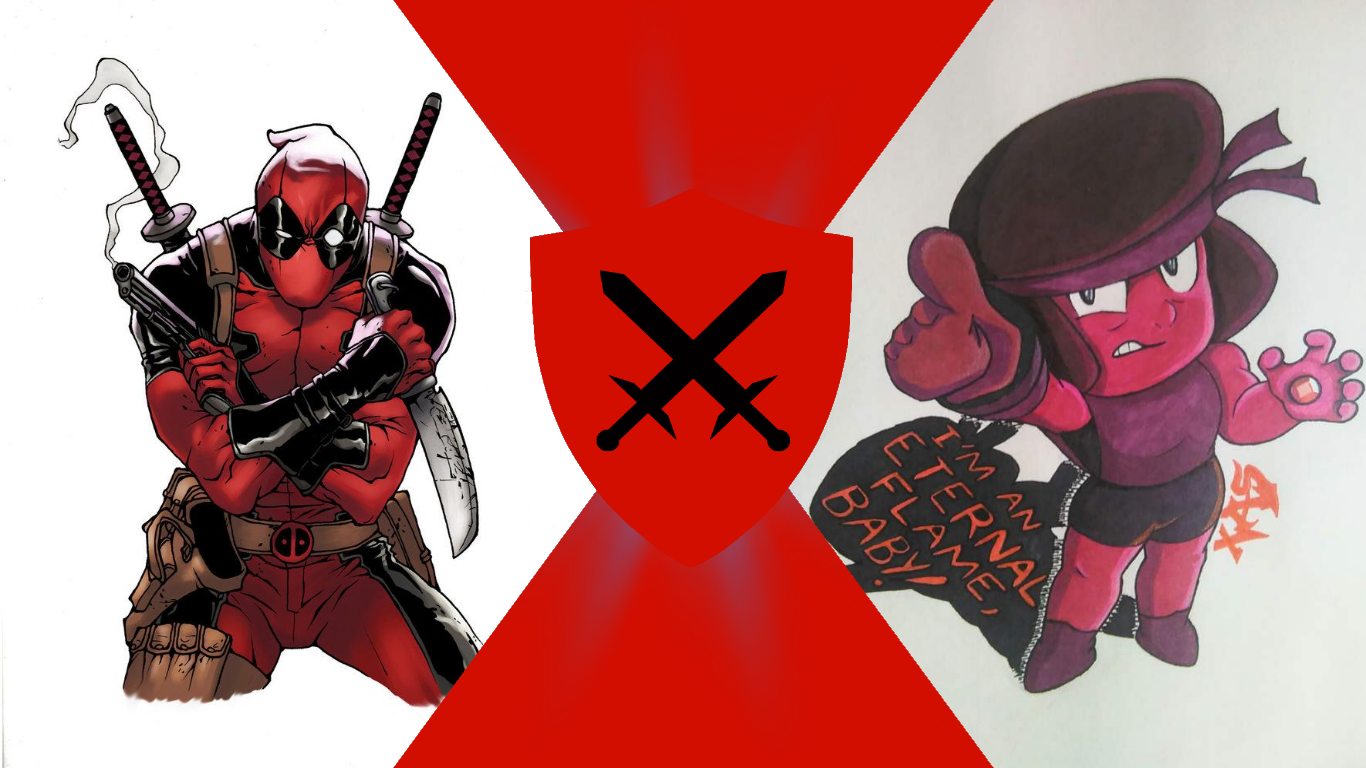 Deadpool Vs Ruby