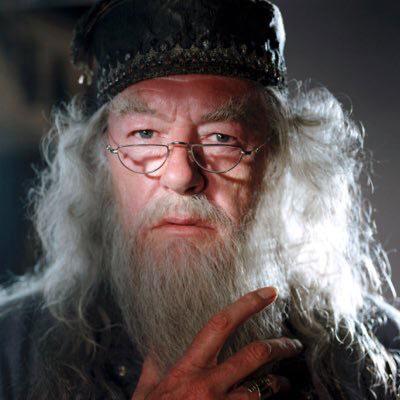 Albuss Dumbledore