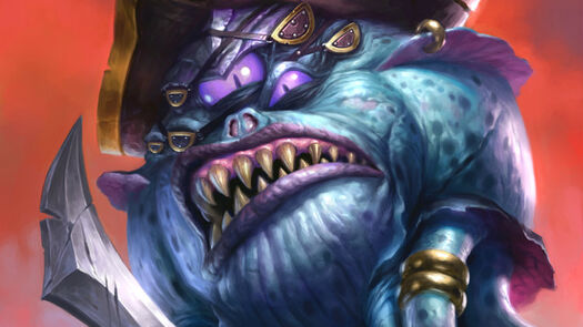 Hearthstone is finally nerfing Patches the Pirate as part of a major balance update