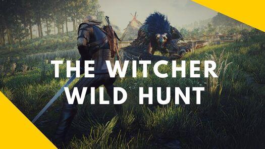The Witcher Wild Hunt ★ Die Wilde Jagd - [1080p/GER]