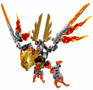 623px-71303 Ikir Creature of Fire Pose