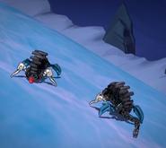 JTO Ice Shadow Traps