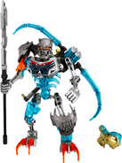 Set Skull Warrior