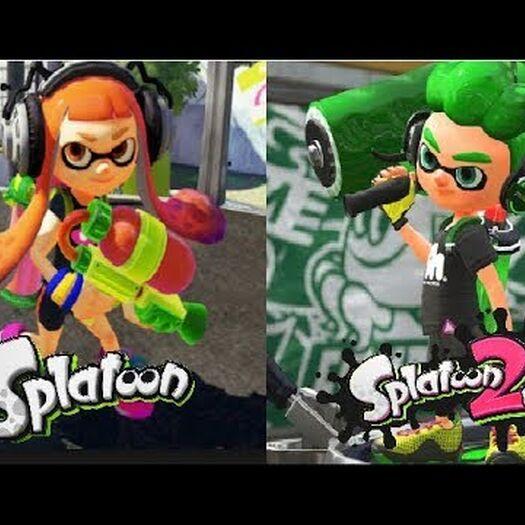 Splatoon 1 vs Splatoon 2 - Which one is better?