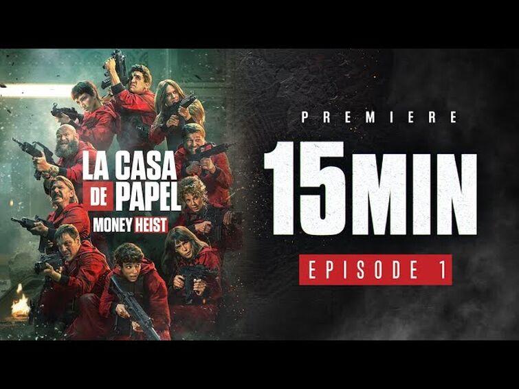 La Casa de Papel | Los primeros 15 minutos de la Parte 5 | Netflix