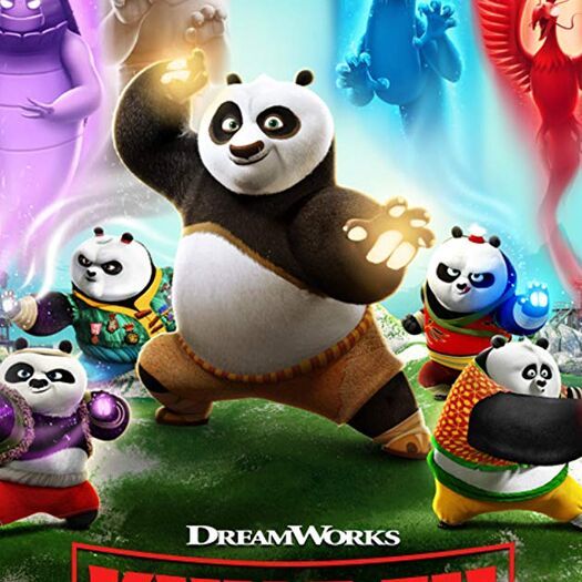 Kung Fu Panda: The Paws of Destiny (TV Series 2018– )