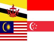 Flag Malay Speakers