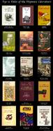 Hispanic Literature, Top 15 Titles v2