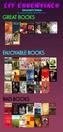 Quentin's Picks - Volume 1, Books