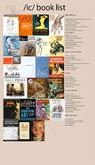 Ic book lists
