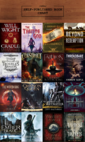 Self Published Book Chart