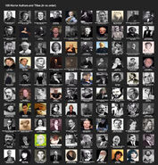 100 Horror Authors And Titles