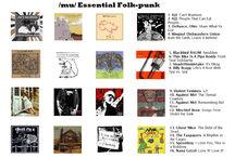 Essential folkpunk