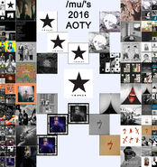 2016 AOTY Winner