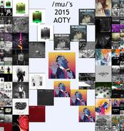 2015 AOTY Winner