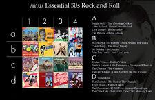 Essential50srockandroll