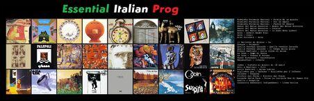 Italian prog